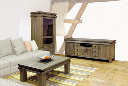 Предимствата на мебелите от масив