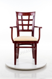 Chair CAPETOWN KARE with  armrests